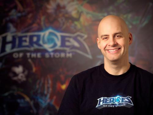 Nuevo Director de Juego para Heroes of the Storm