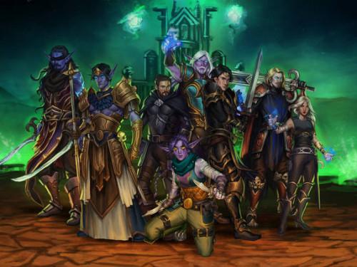 Fan Arts Warcraft: Capítulo CVI
