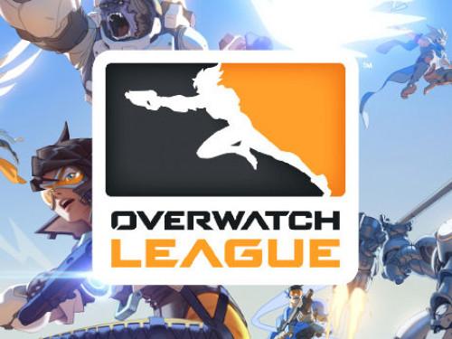 Overwatch League: Equipo de Londres y 2º Equipo de Los Ángeles
