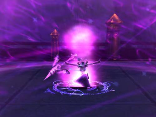 Parche 7.3: ¡Nuevas Animaciones para el Mago Arcano!