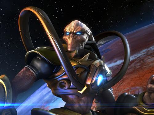 Fundamentos de la Historia de Starcraft