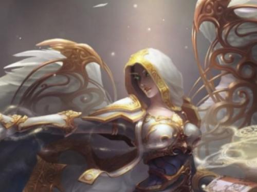 Avance de clase de Legion: Sacerdote