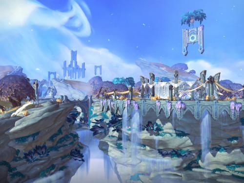 Nuevos fondos de pantalla disponibles en 4K de World of Warcraft