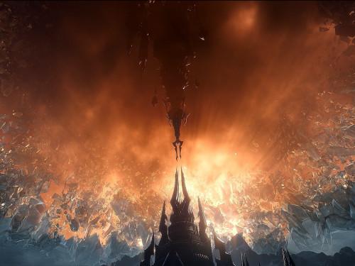 ¡Shadowlands al 20% de descuento en la Tienda de Blizzard!