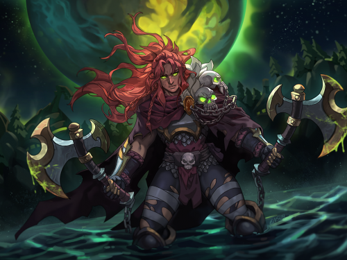 Fan Arts Warcraft: Capítulo LXXI