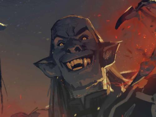 ¡Nuevo arte de Revendreth disponible en la Gear Store de Blizzard!