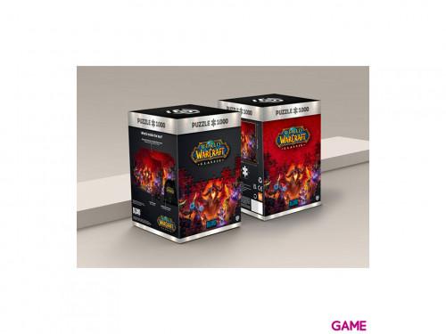 Merchandising de Blizzard: Puzzles Warcraft, Diablo, Hearthstone y Overwatch