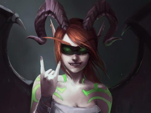 Fan Arts Warcraft: Capítulo CCXXXIII
