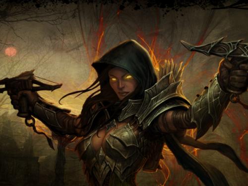 Clases de Diablo: Cazador de Demonios