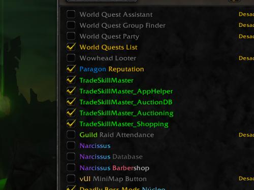 Cómo instalar addons en World of Warcraft