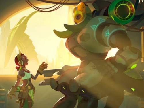 ¡Orisa ya se encuentra disponible!