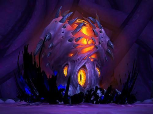 Parche 8.3: Nerf a la Salud de N'Zoth, el Corruptor en dificultad mítica