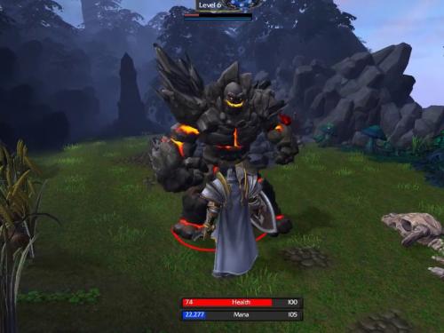 Warcraft III: Reforged - Creado un mod que lo convierte en un RPG en tercera persona