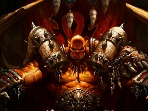 Fondos de Pantalla en 8K de las cinemáticas de World of Warcraft