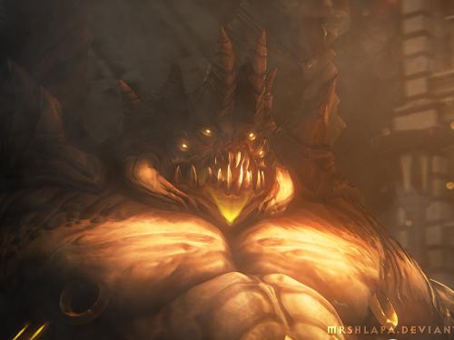 Linea de Tiempo de Diablo: Parte 9