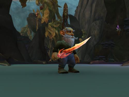 Curiosidades de Warcraft: Fragmento del Rapiñador