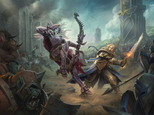 Battle for Azeroth: ¡Apúntate a la Beta!