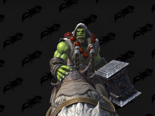 Warcraft III Reforged: Apariencias de Jaina y Thrall