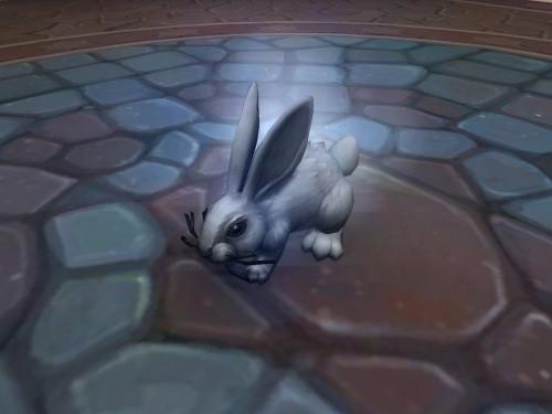 Conejo de Polvo: Mascota de Legión