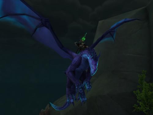 Despierta al Dragón: Logro de Legión