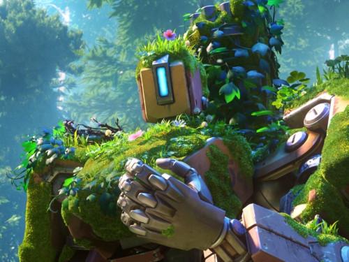 Bastion: Habilidades, logros, historia y Curiosidades en Overwatch
