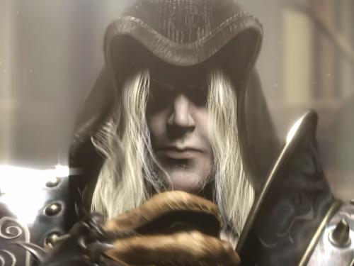 Cinemática Final Campaña Humanos de Warcraft III: Reforged en 4K y 8K