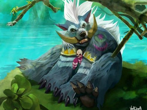 Battle for Azeroth: Nuevas Animaciones para la Forma de Oso