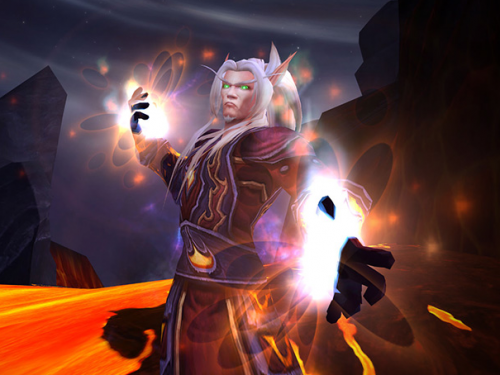 Futuros cambios al Druida, Guerrero y Caballero de la Muerte