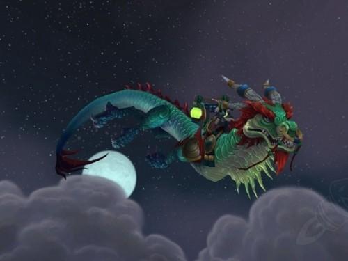 Reputaciones: Orden del Dragón Nimbo