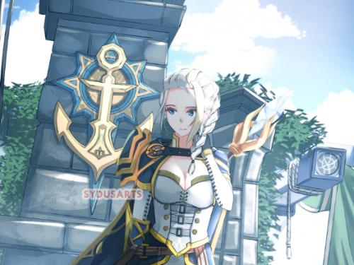 Fan Arts Warcraft: Capítulo CXX