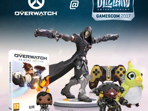 ¡Sorteo de Overwatch en la Gamescom!