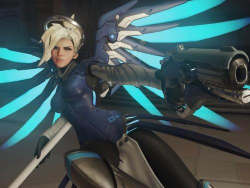 ¡6 Mercy's en Partida!