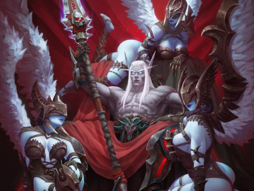 Fan Arts Warcraft: Capítulo CXXX