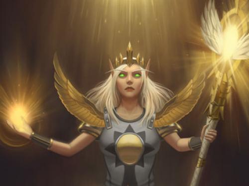 Fan Arts Warcraft: Capítulo CCXXVII