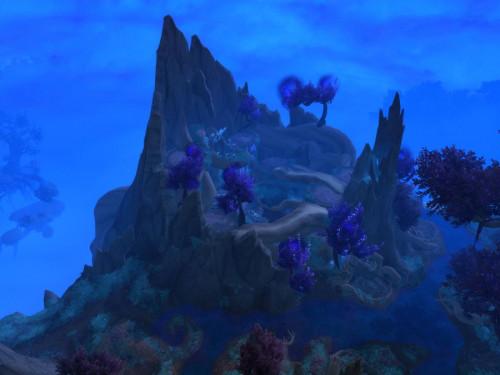 Vista Preliminar de Nieblas de Tirna Scithe - Mazmorra de Shadowlands