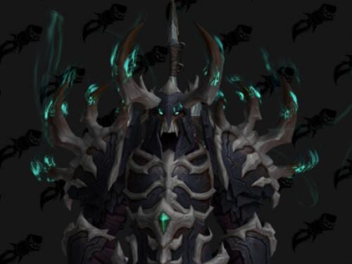 Shadowlands: Conjuntos de Armadura para la Curia de los Necroseñores