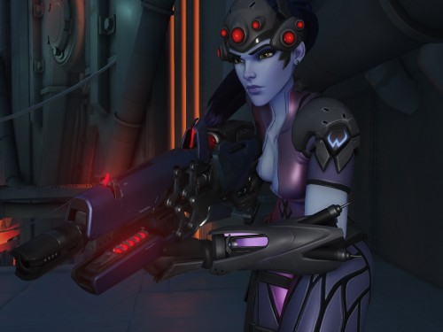 Corto Animado de Widowmaker: Viva