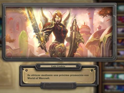 Nuevo héroe: Lady Liadrin