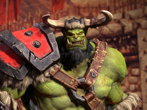 Warcraft III Reforged: Vista Preliminar de las Unidades Orcas
