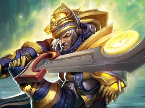 Avance de clase de Legion: Paladín