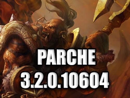 El parche 3.2.0.10604 ya está disponible