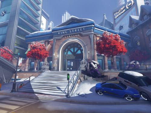 BlizzConline: Novedades en Overwatch