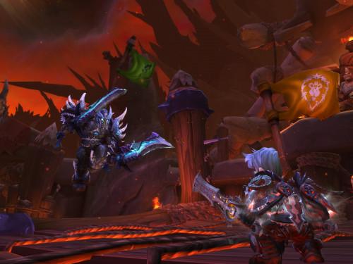 Blizzard elimina el requisito de 5.000 de Conquista para comprar armas JcJ