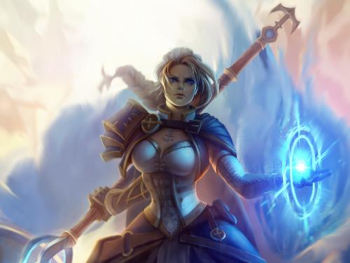 Fan Arts Warcraft: Capítulo LXXXII
