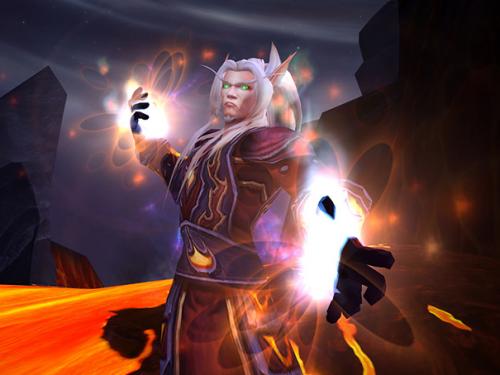 Cambios a la Ignición de los Magos en la alfa de Shadowlands