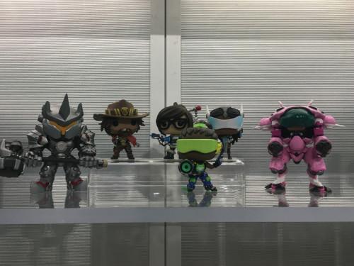 ¡Los Nuevos Funkos de Overwatch llegarán en Abril!