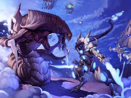 Fan Arts Starcraft: Capítulo II