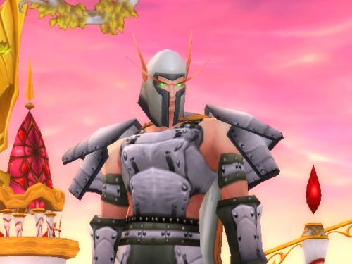 Conjuntos de Armadura para personajes instantáneos en Burning Crusade Classic
