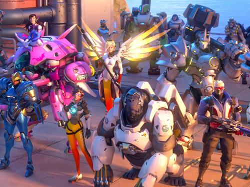 Blizzard crea una Liga Deportiva Profesional para Overwatch