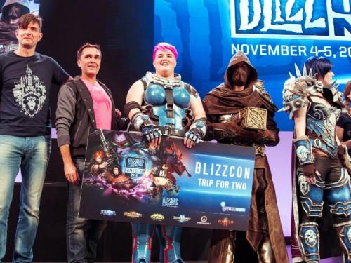 ¡Oni Cosplay es la ganadora!